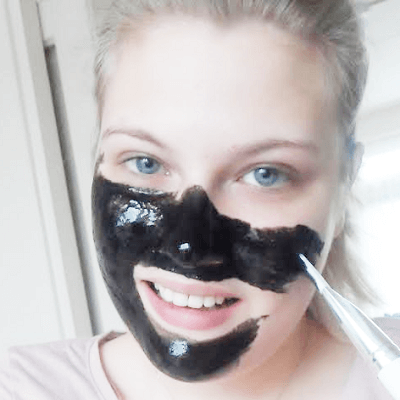Janine Mulder and MayBeauty's Incredible Face Mask