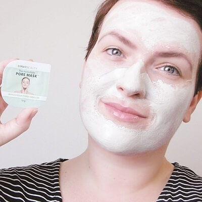 Desirée and MayBeauty's Incredible Pore Mask