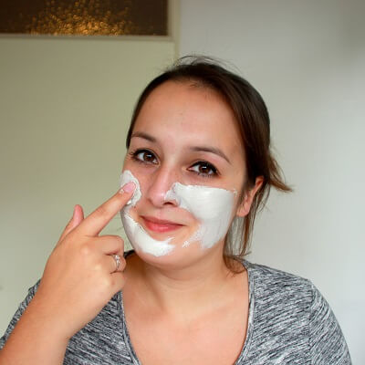 Marieke Woesik and MayBeauty's Incredible Pore Mask